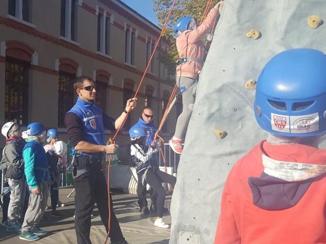 Foix. Deux cents élèves de primaire découvrent les risques de la montagne