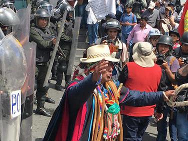 Bolivie: est-il trop tard pour la paix?
