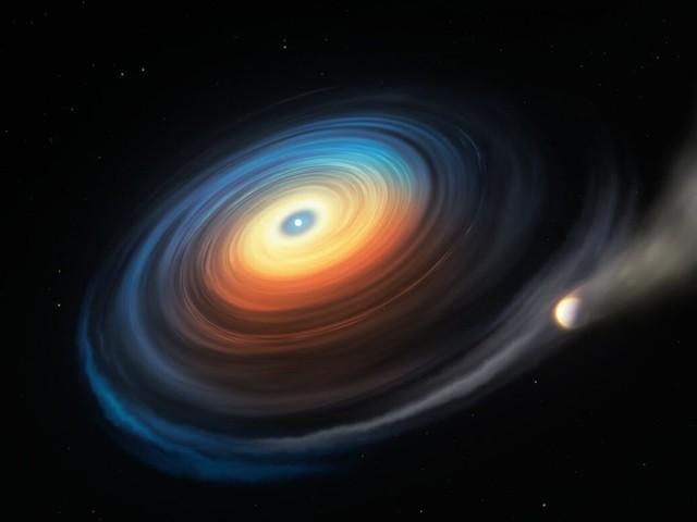 VIDEO. Découverte d'une exoplanète géante autour d'une naine blanche