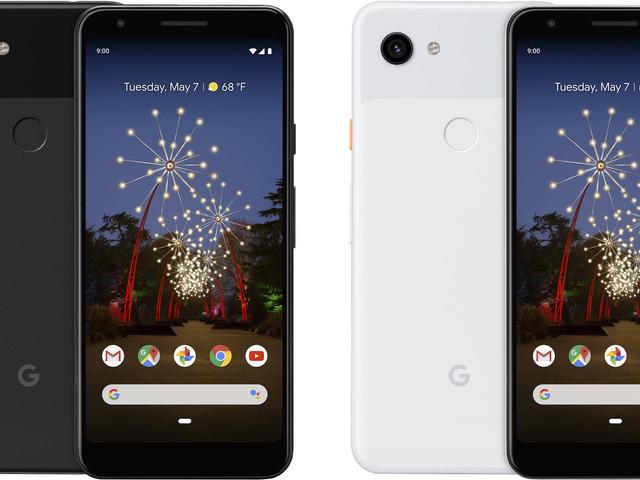 Pour l'achat d'un Google Pixel 3a, un Chromecast offert et 3 mois d'abonnement à Deezer