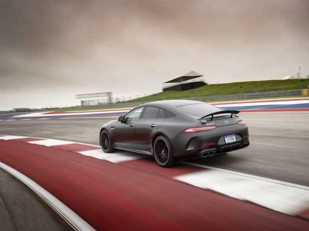 Mercedes-AMG GT 73, la terreur hybride