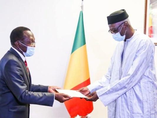 Présidence de la CAF: La Côte d'Ivoire sollicite le soutien du Mali