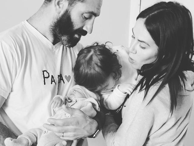 Mariés au premier regard : Tiffany et Justin dévoilent une photo de leur fille Zélie