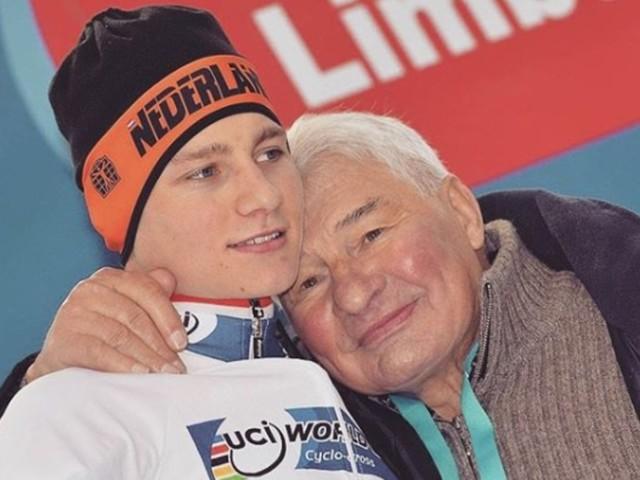 Van der Poel dédie sa victoire à Poulidor