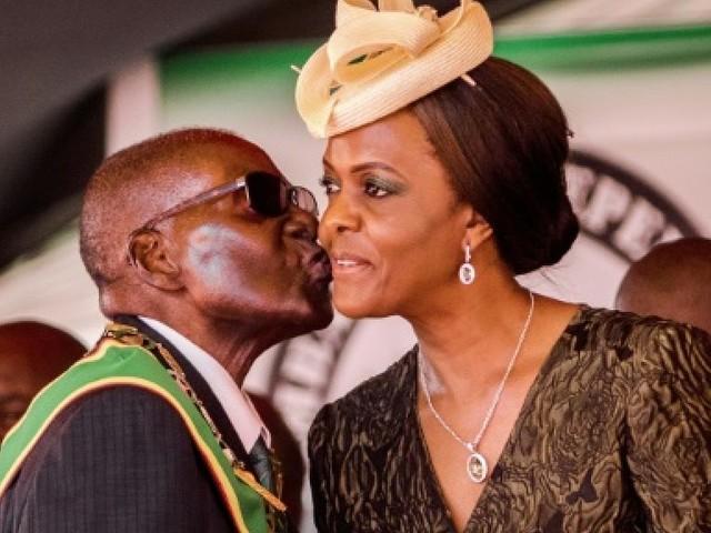 En Afrique du Sud, l'affaire Grace Mugabe vire au casse-tête diplomatique