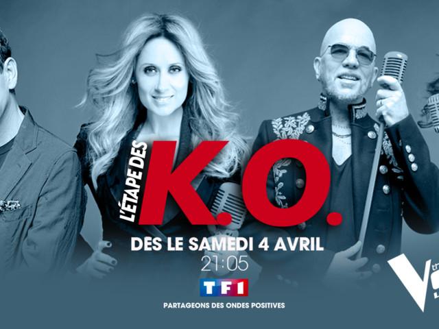Les règles de la phase K.O. de The Voice qui débute ce samedi sur TF1 (extraits).
