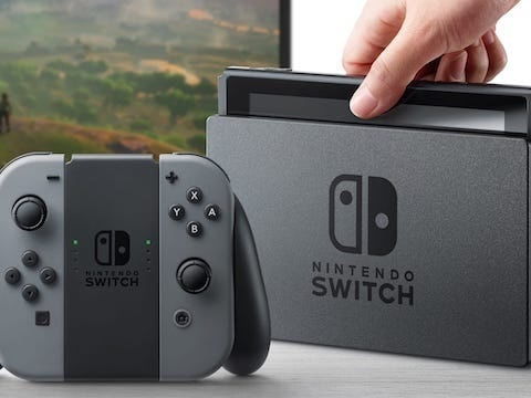 Le hack de la Nintendo Switch