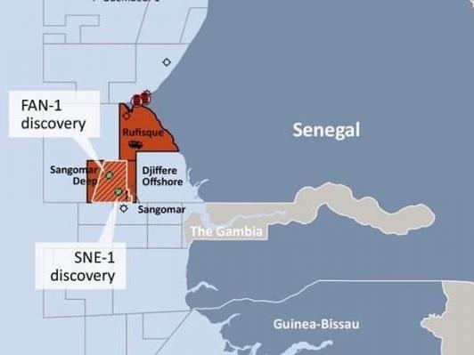 Découverte des gisements offshore: Le Sénégal veut être opérationnel d'ici 2022 à 2026