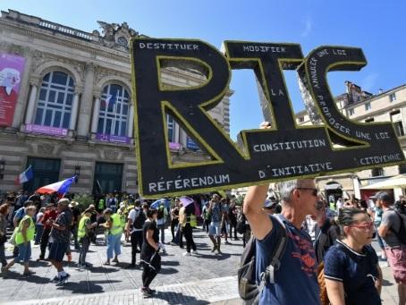 Plus de 1.500 manifestants à Montpellier, premiers incidents et deux arrestations