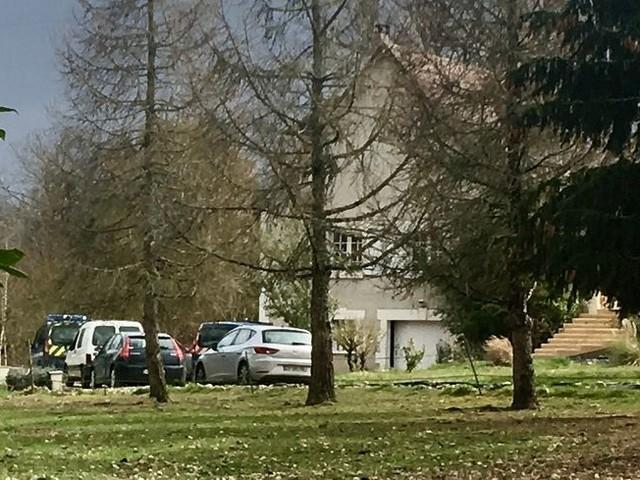 Dordogne : les corps de deux fillettes et de leur père retrouvés à Gout-Rossignol