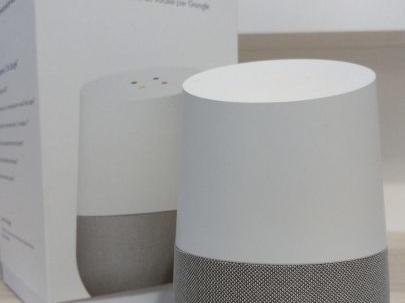 Test : Google Home, ok, c'est votre assistant personnel