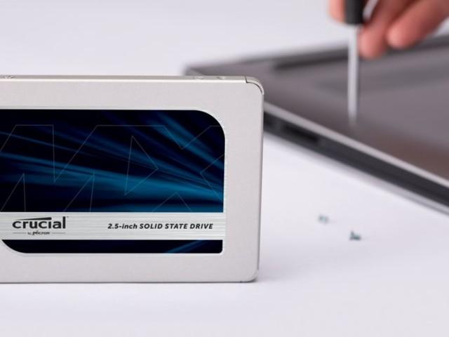 Actualité : Bon plan Noël – Les SSD internes Crucial MX500 profitent d'une forte baisse de prix