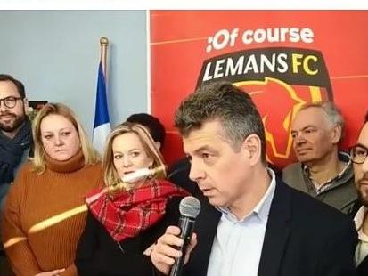 """Municipales au Mans : un candidat affiche le logo du Mans FC """"à l'insu"""" du club"""