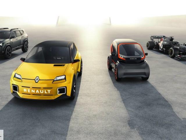 Plan stratégique de Renault, future R5 électrique… le JT Auto