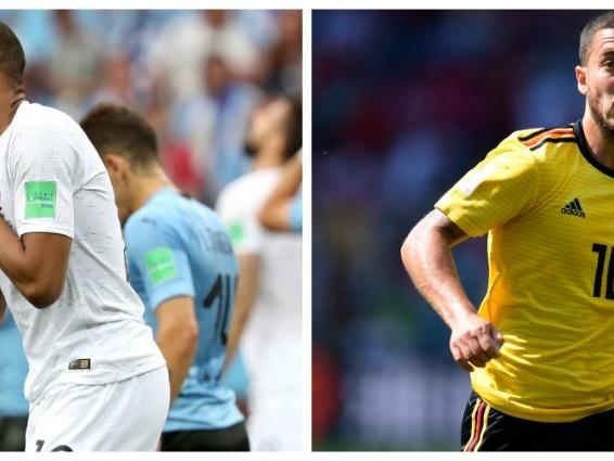 Coupe du Monde 2018 - Bleus : Kylian Mbappé vs Eden Hazard, deux génies si différents