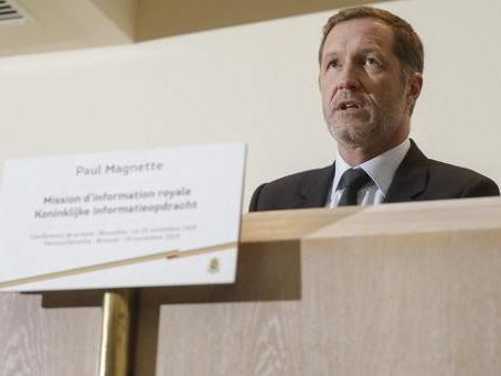 Formation fédérale - Paul Magnette devant le Roi pour son dernier rapport d'informateur?