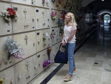 De l'hôpital au cimetière: en Argentine mourir est devenu un luxe