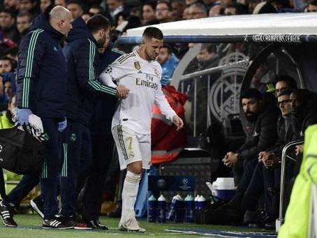 """""""Hazard va commencer à travailler individuellement avec plus de ballon"""", indique Zidane"""