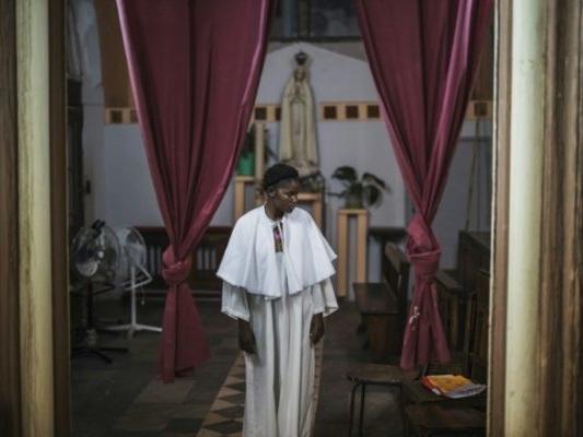 A Beira, les sinistrés du cyclone Idai doivent se passer de tout, même du pape
