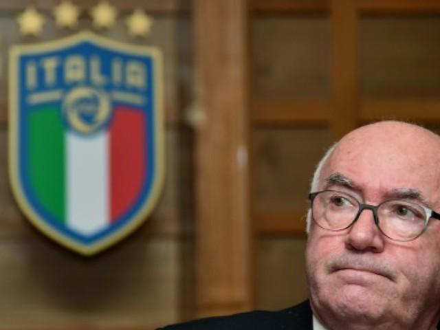 Italie: le président Tavecchio démissionne de la Fédération, quel chantier !