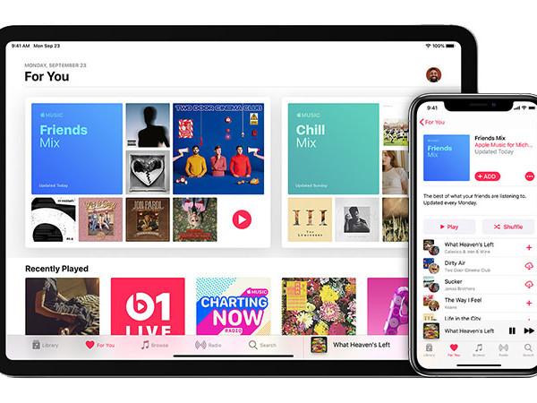 macOS Catlalina : Apple Musique se dote d'une fonction karaoké