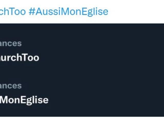 """#AussiMonEglise : """"Nous avons le sentiment d'être assimilés à cette Église qui ne réagit pas"""", dénoncent des milliers de croyants sur Twitter"""