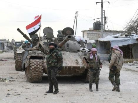 Syrie: le régime reprend le dernier tronçon d'une autoroute cruciale