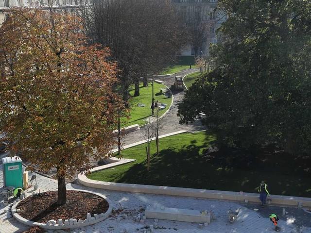 Bordeaux : pourquoi la place Gambetta n'est toujours pas ouverte au public ?
