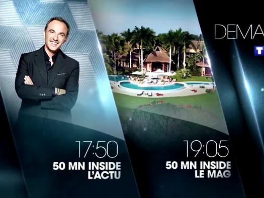 Avec 50'Inside, Nikos Aliagas offre le leadership à TF1 en ce 20 janvier