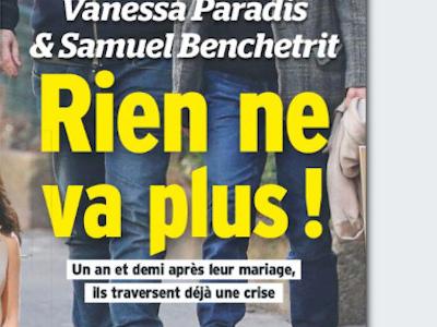 Vanessa Paradis, Samuel Benchetrit, «confinés», astuce pour sauver leur couple