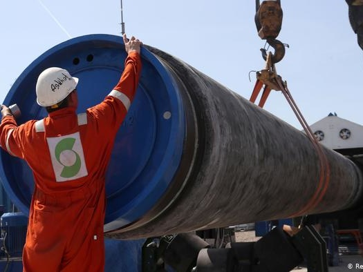 Le Sénat américain approuve les sanctions contre le gazoduc Nord Stream 2 entre la Russie et l'Allemagne