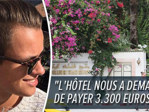 Faillite de Thomas Cook: des vacanciers belges forcés de payer une deuxième fois leur séjour à leur hôtel d'Hammamet