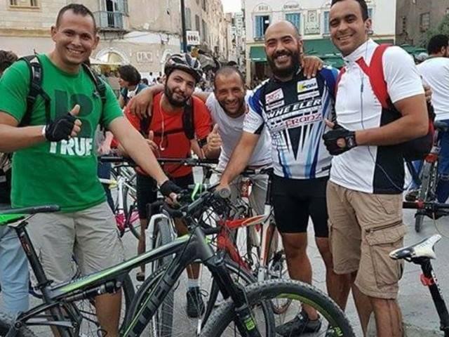 """Pour le collectif """"Vélorution Tunisie"""", """"l'avenir est au vélo en Tunisie"""""""