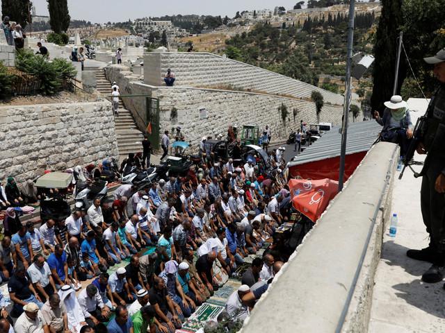 Trois Palestiniens et trois Israéliens tués à Jérusalem et en Cisjordanie après la prière du vendredi