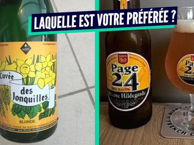 Top 10 des meilleures bières locales du Nord de la France