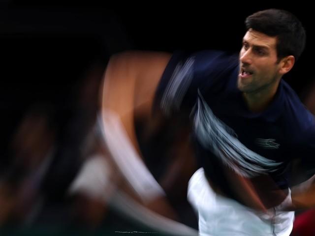 Djokovic n'est pas Karlovic, mais il a servi comme jamais à Bercy