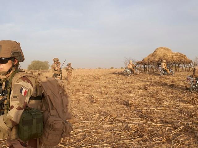 Daech revendique l'accident d'hélicoptère au Mali