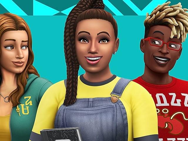 Avec une huitième extension, Les Sims vont faire leur entrée tardive à l'université