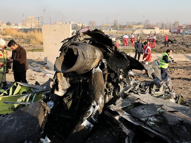 """Crash d'avion en Iran: l'UE réclame une enquête """"indépendante"""" et """"crédible"""""""