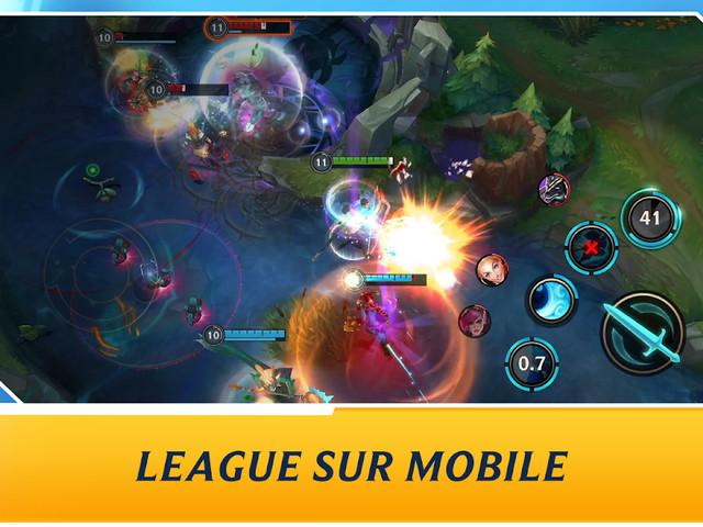 League of Legends arrive sur mobiles et consoles