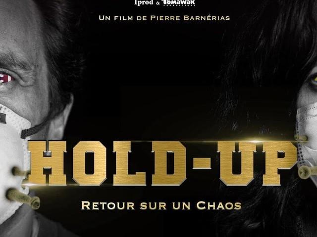 """""""Hold-Up"""": les producteurs du docu complotiste ont bien récolté plus de 300.000 euros"""