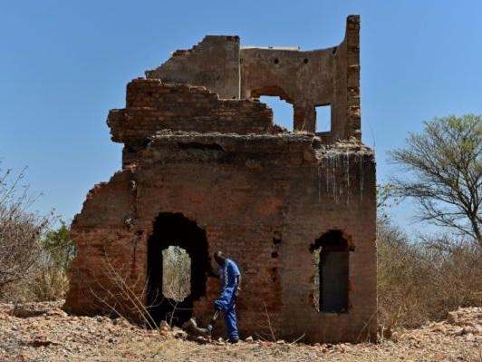 Sur les ruines de «Mount Carmel», ferme zimbabwéenne saisie par le régime Mugabe