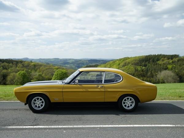 Ford Capri : un retour évoqué