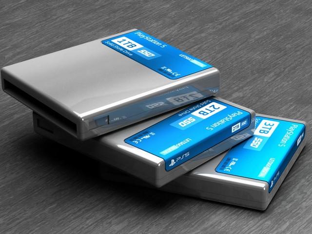 Sony brevette une cartouche qui s'apparente à un SSD externe pour la PS5