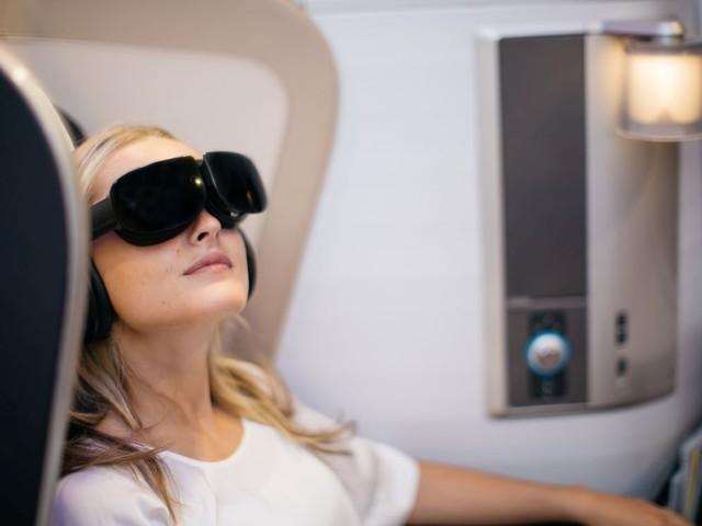 En First, les passagers de British Airways ont leur propre cinéma 3D