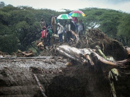 Afrique de l'Est: au moins 265 morts après plusieurs semaines de pluie