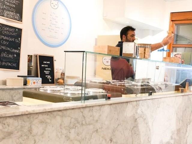 De consultant financier à artisan glacier, la reconversion réussie d'Othman Filali, passionné de gelato