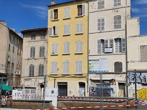 Marseille: «Le quartier, depuis, c'est mort!» La fermeture de la station Jules-Guesde exaspère les riverains