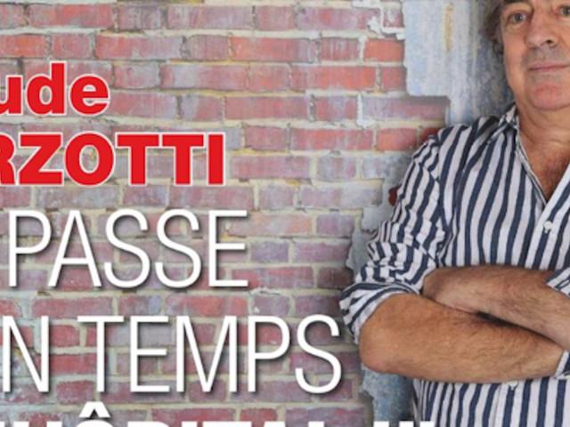 Claude Barzotti au piteux état – «Je passe mon temps à l'hôpital»