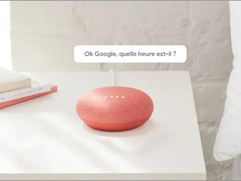 Nest Mini: futur remplaçant du Google Home Mini